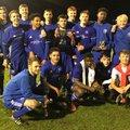 U18  beat Cranleigh 9 - 2