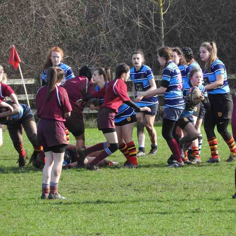 Darlington RUFC Sun 5th Mar 2017