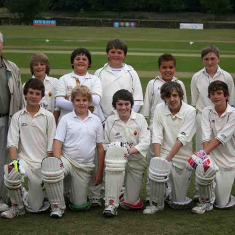 Lightcliffe U13B Team