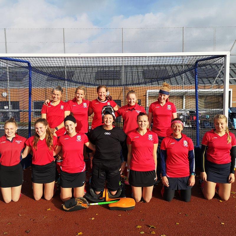Ladies 1st XI lose to Marlborough 2 - 4