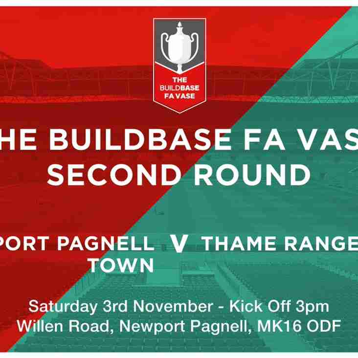 FA Vase Action for Rangers