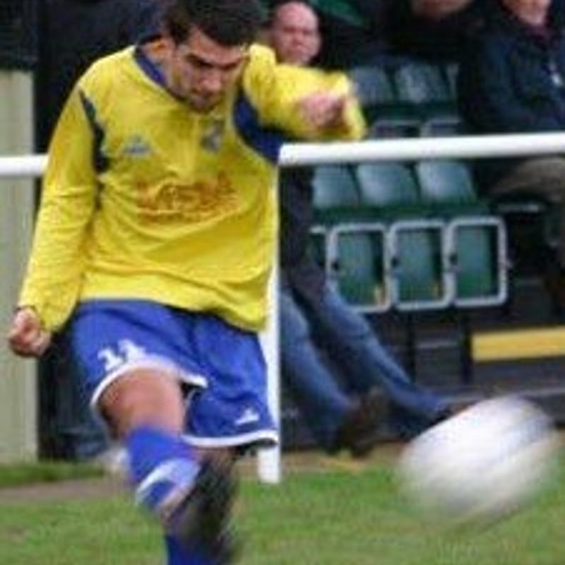 Luke Church signs for Warwick