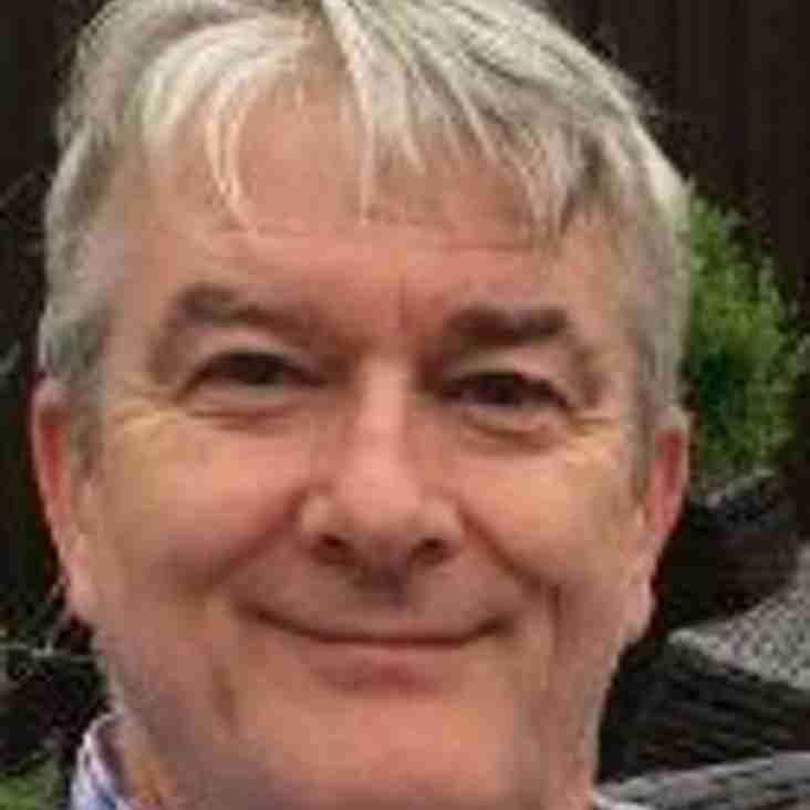 Kevin Walsh appointed Club Secretary