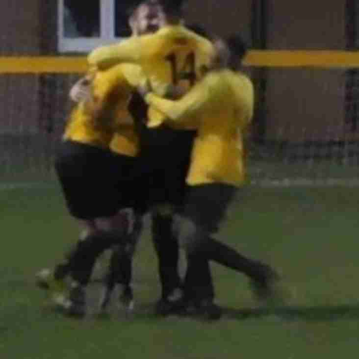 Warwick win the division one team of the Month for February