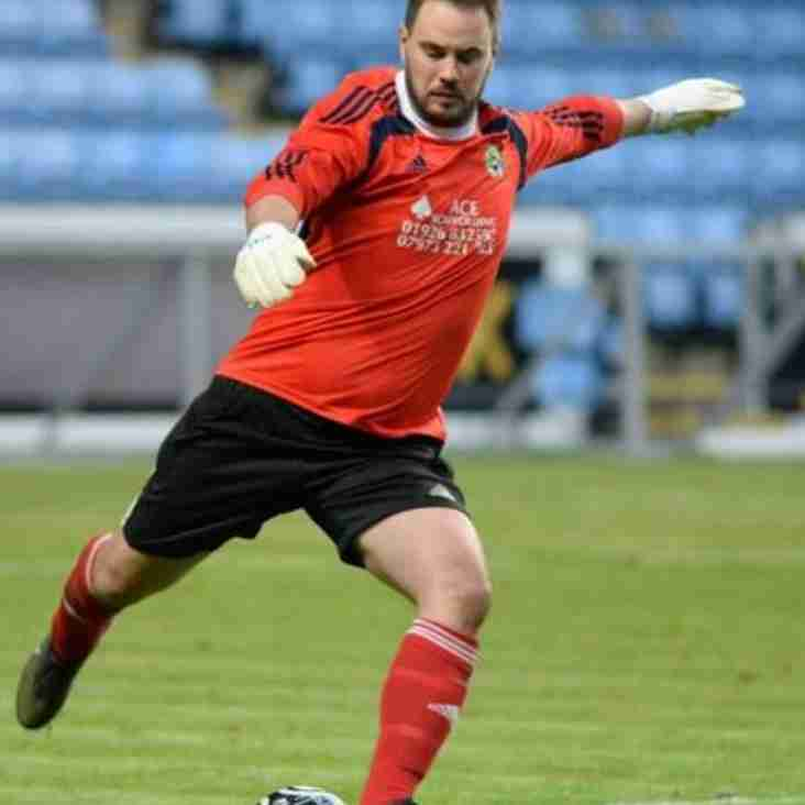 Whitnash Keeper Neil Stacey joins Racing Club Warwick