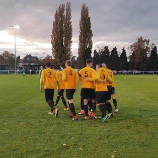 Brocton FC 2 Racing Club Warwick 3