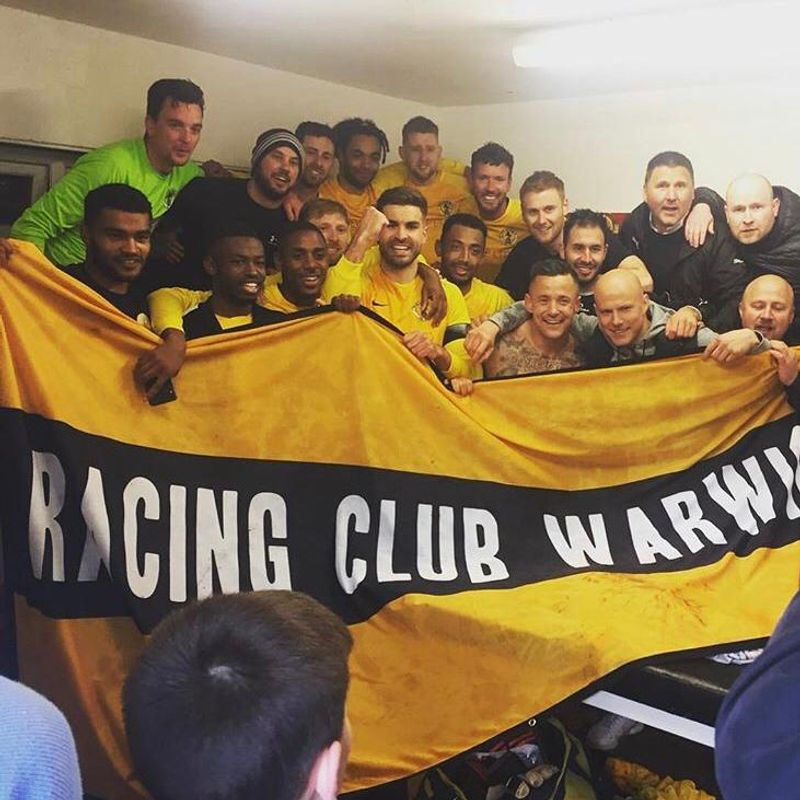BBC Cov and Warwicks interview with Scott Easterlow on Racing Club Warwick's promotion