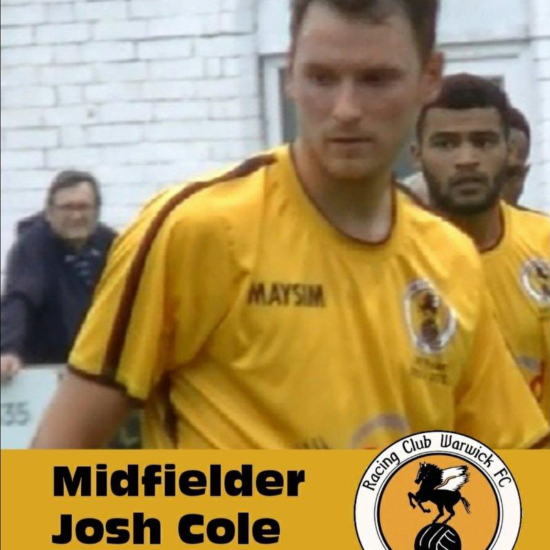 Josh Cole commits