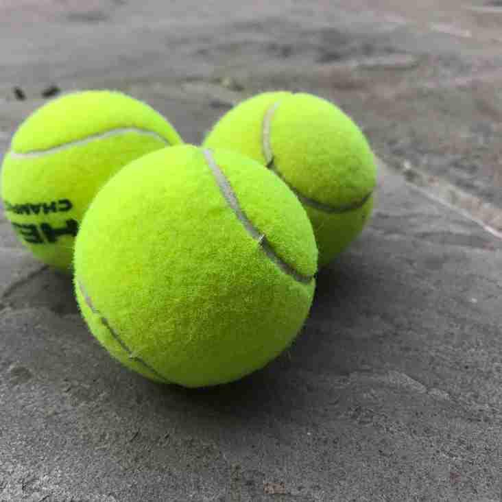 Tennis Coaching Offer