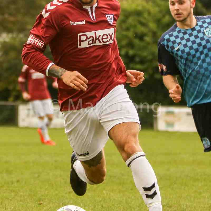 Potters Bar v Arlesey Town Photos