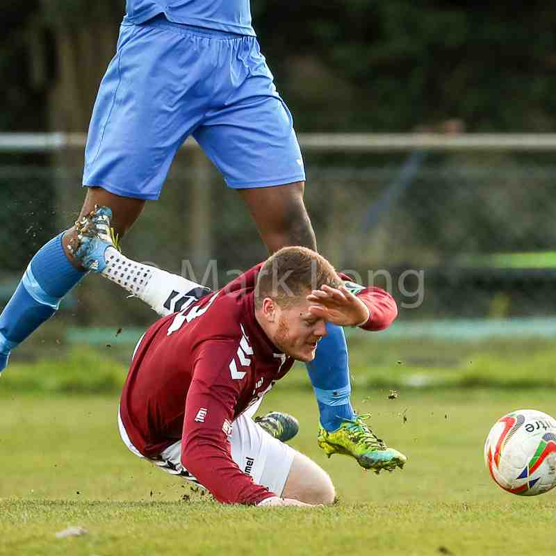 Potters Bar v Marlow 28 January 2017