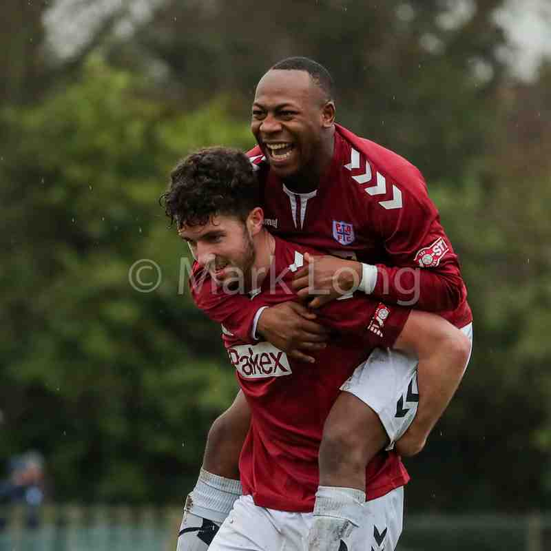 Potters Bar v Histon