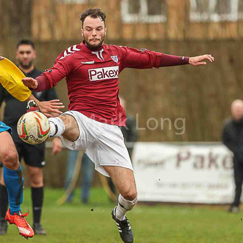 Potters Bar v Beaconsfield