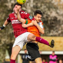 POTTERS BAR TOWN V BURY FC