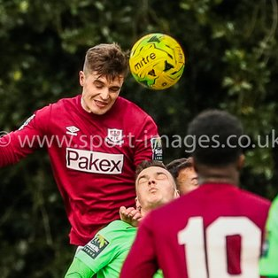 Scholars stalemate with Burgess Hill