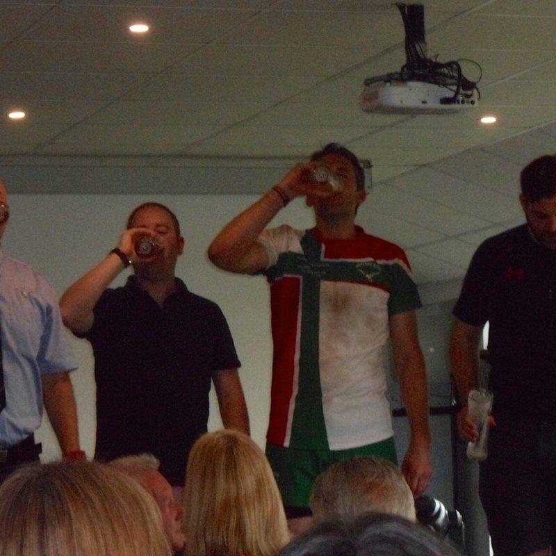 Twickenham Legends v Hoylake Select XV