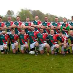 Twickenham Legends v Hoylake Select XV - 7th May 2016