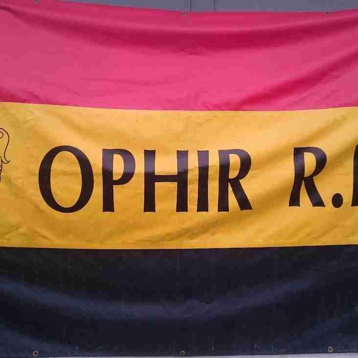 Ophir Annual General Meeting