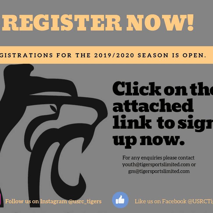 Registration is OPEN.