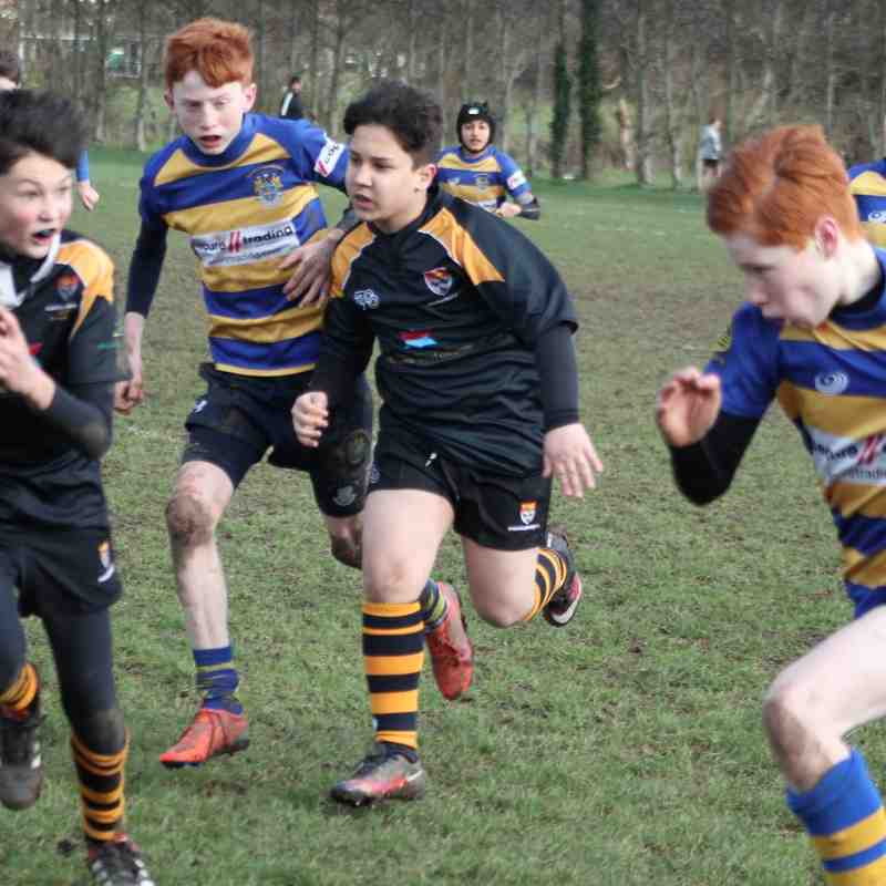Canterbury vs OE's U13s 7/2/16