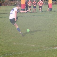 Ashford Vs OEs U16's Kent Cup 11/11/18