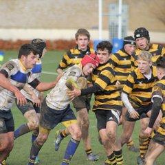 U16 dev squad Vs Canterbury 2/12/18