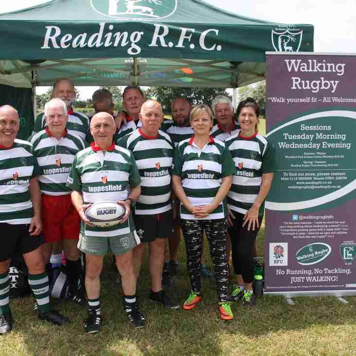 Bristol Walking Rugby Festival