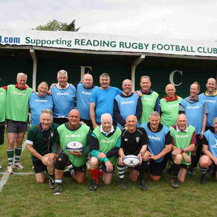 Walking back to health through Walking Rugby