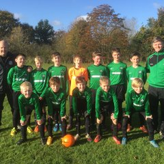 Magpies v Newark Town U12s