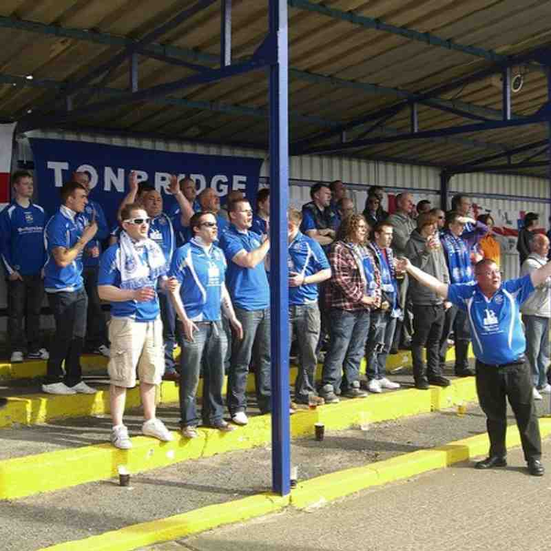 Lowestoft Town v Tonbridge Angels - By Dave Couldridge