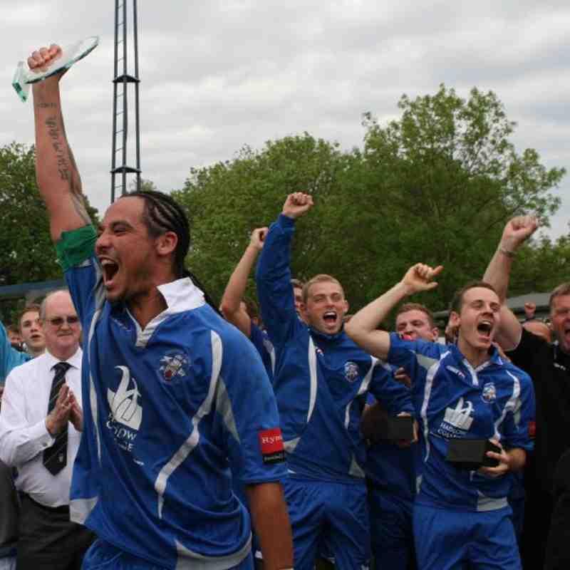 Tonbridge Angels v Lowestoft - Play Off Final - By Dave Couldridge