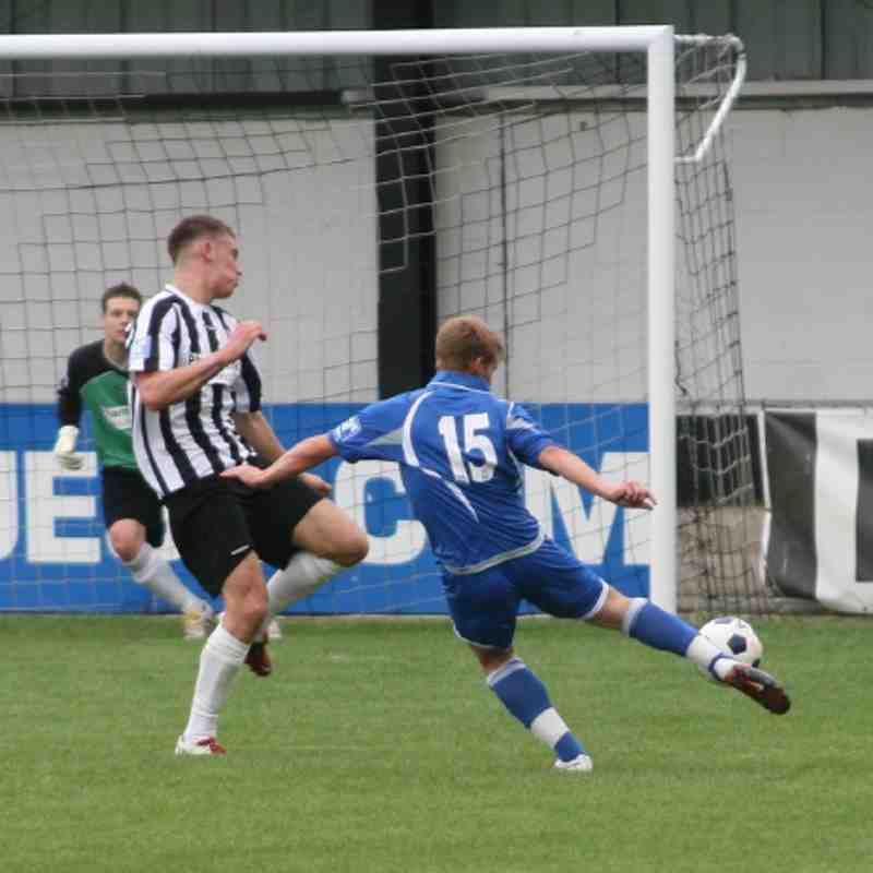 Maidenhead United v Tonbridge Angels - By Dave Couldridge