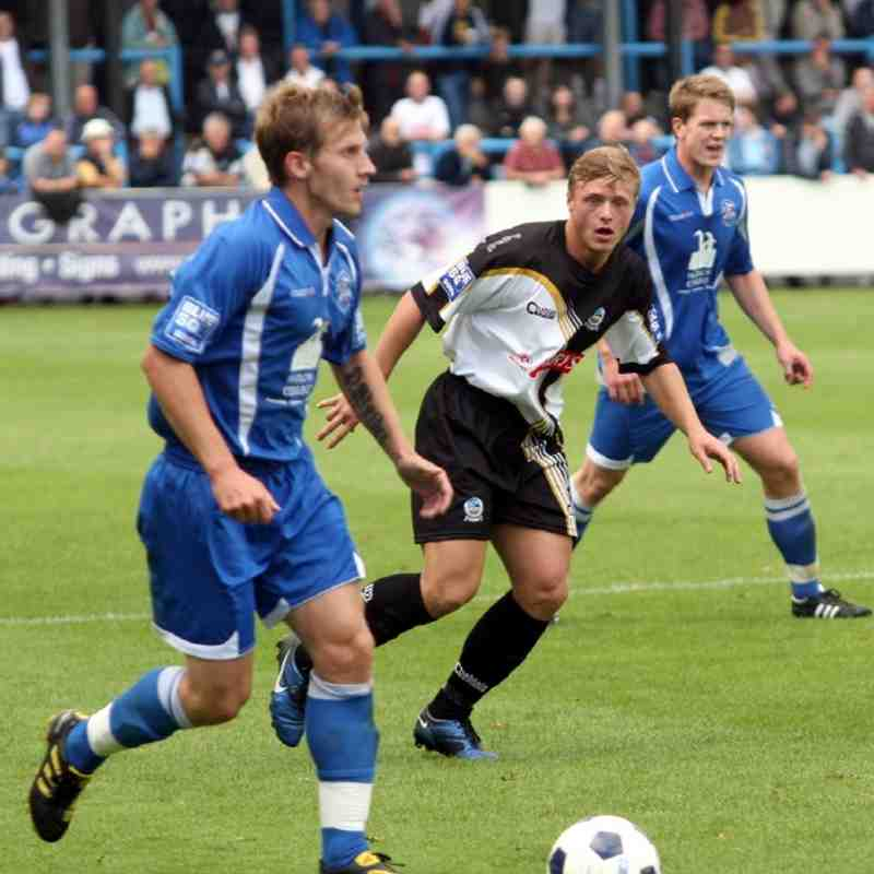 Dover Athletic v Tonbridge Angels - By Dave Couldridge