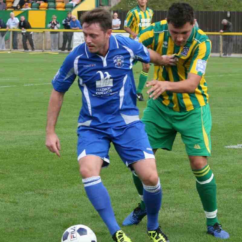 Thurrock v Tonbridge Angels - By Dave Couldridge