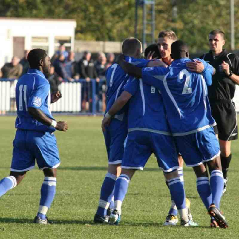 Tonbridge Angels v Basingstoke - By Dave Couldridge