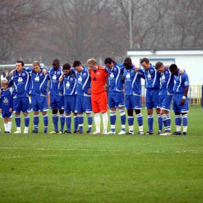 Tonbridge Angels v Staines Town - By Dave Couldridge