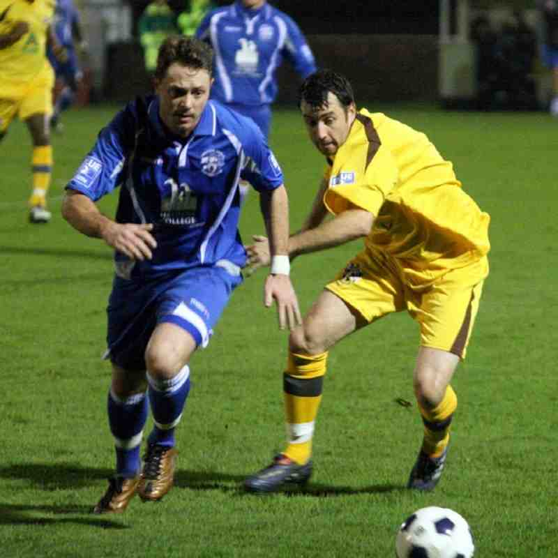 Sutton United v Tonbridge Angels - By Dave Couldridge