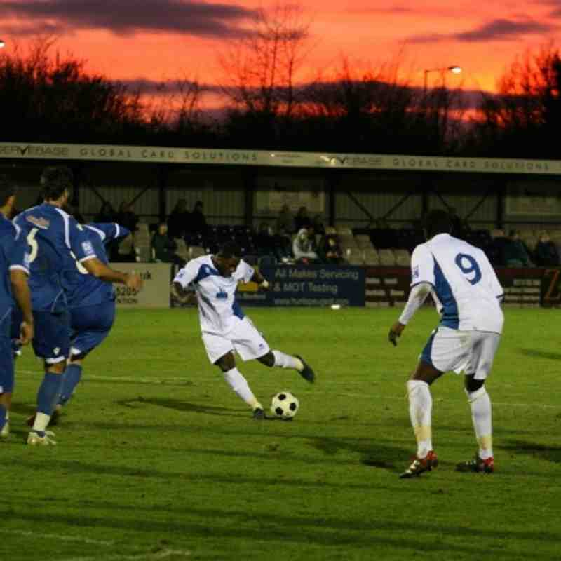 Bishop's Stortford v Tonbridge Angels - By Dave Couldridge