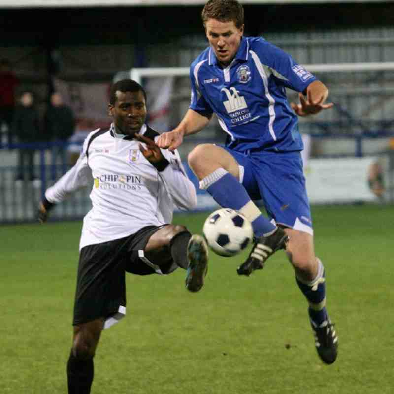 Tonbridge Angels v Bishop's Stortford - By Dave Couldridge