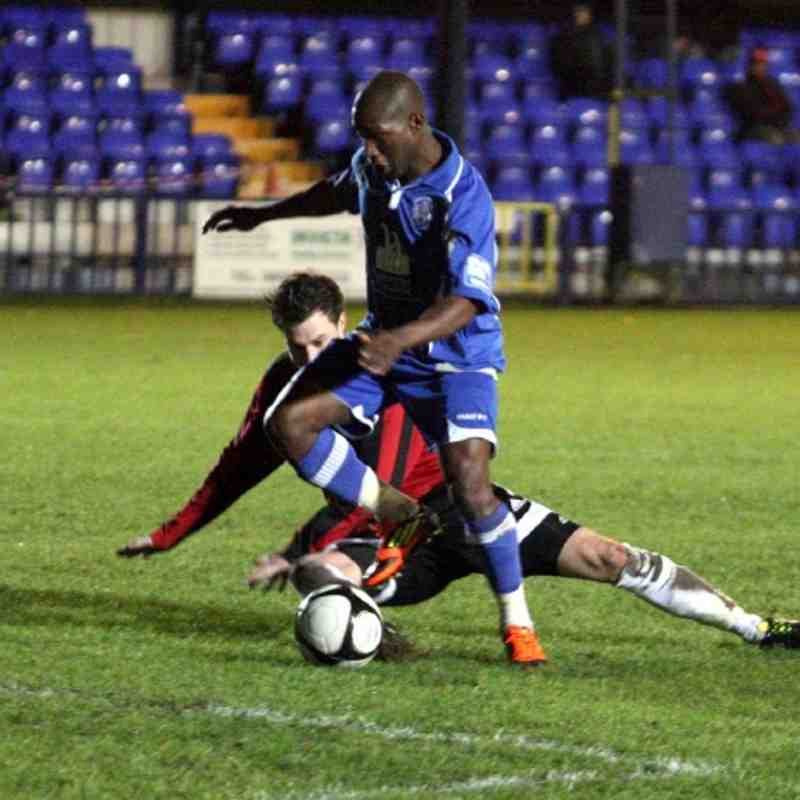 Tonbridge Angels v Sittingbourne - KSC - By Dave Couldridge