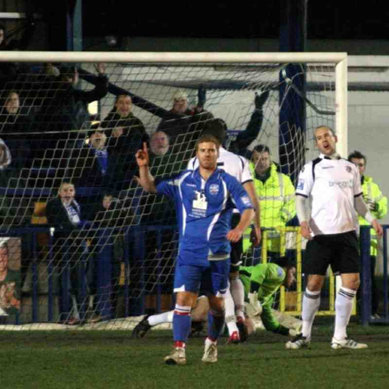 Tonbridge Angels v Dartford - Kent Senior Cup - By Dave Couldridge