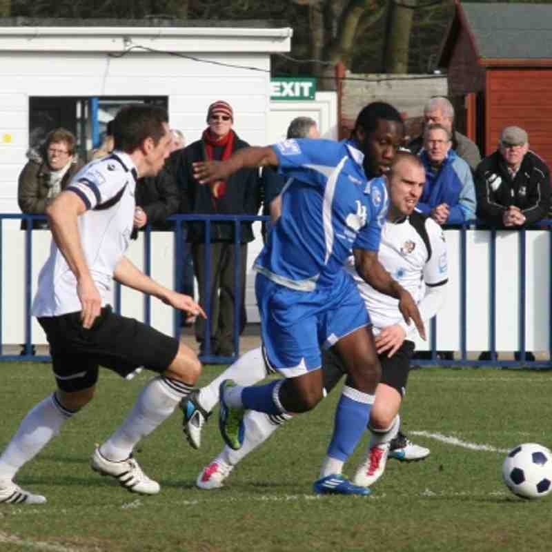 Tonbridge Angels v Dartford - By Dave Couldridge