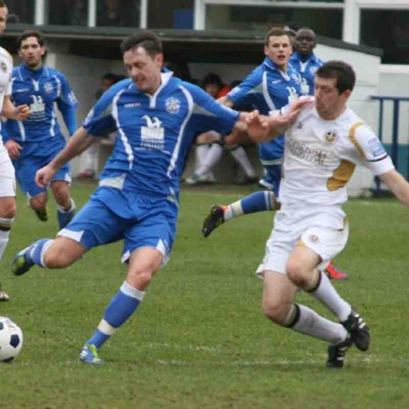 Tonbridge Angels v Truro City - By Dave Couldridge