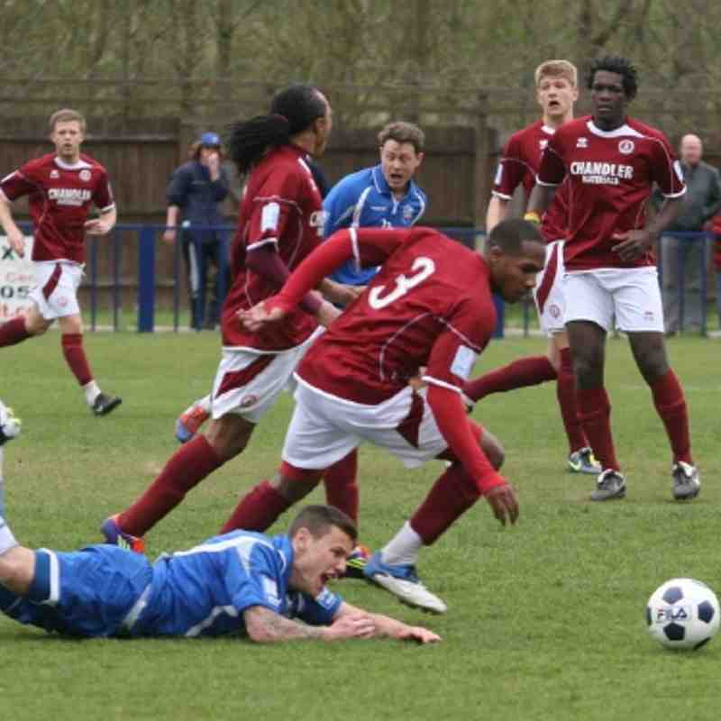 Tonbridge Angels v Chelmsford City - By Dave Couldridge