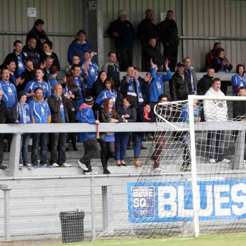 Weston-super-Mare v Tonbridge Angels - By Dave Couldridge