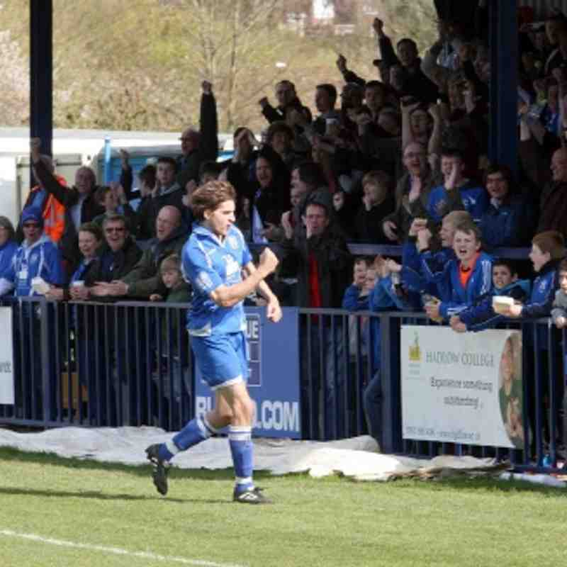 Tonbridge Angels v Dorchester Town - By Dave Couldridge