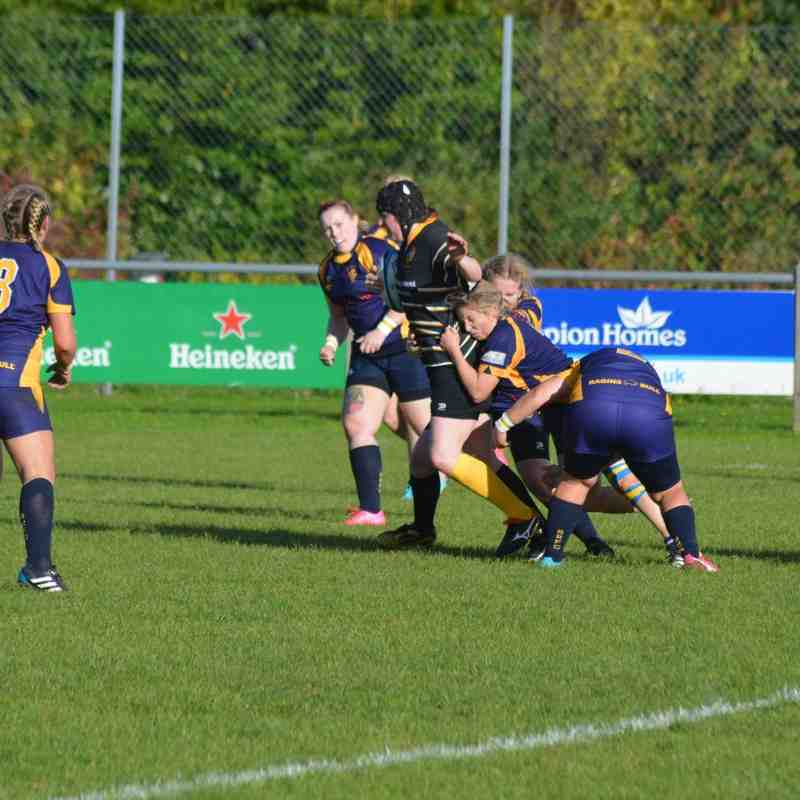 basingstoke Ladies VS Marlow Ladies