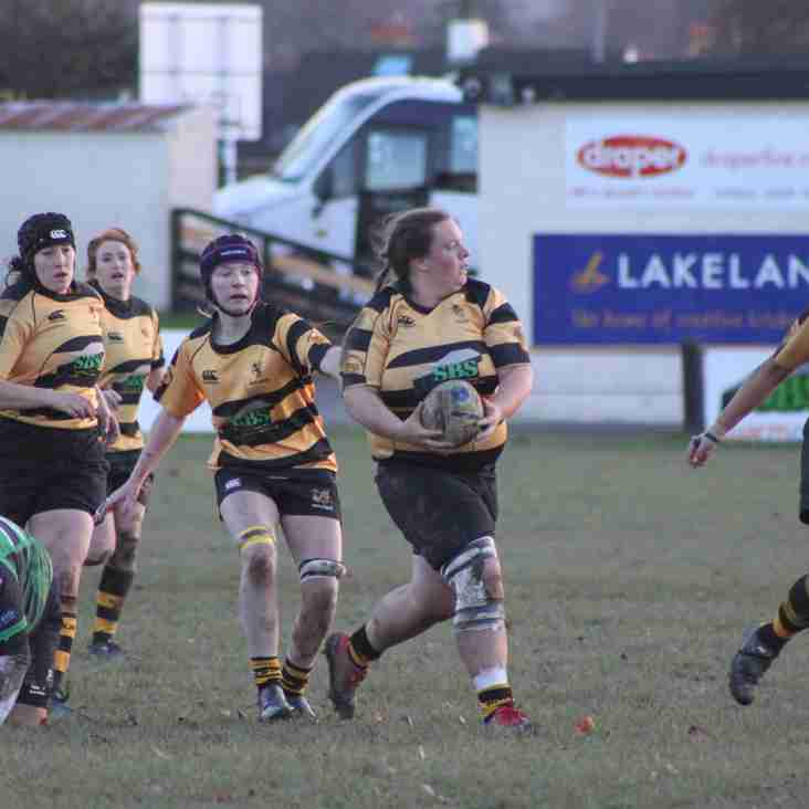 Wasps Update: Team news for next match v Birkenhead Park Ladies AWAY