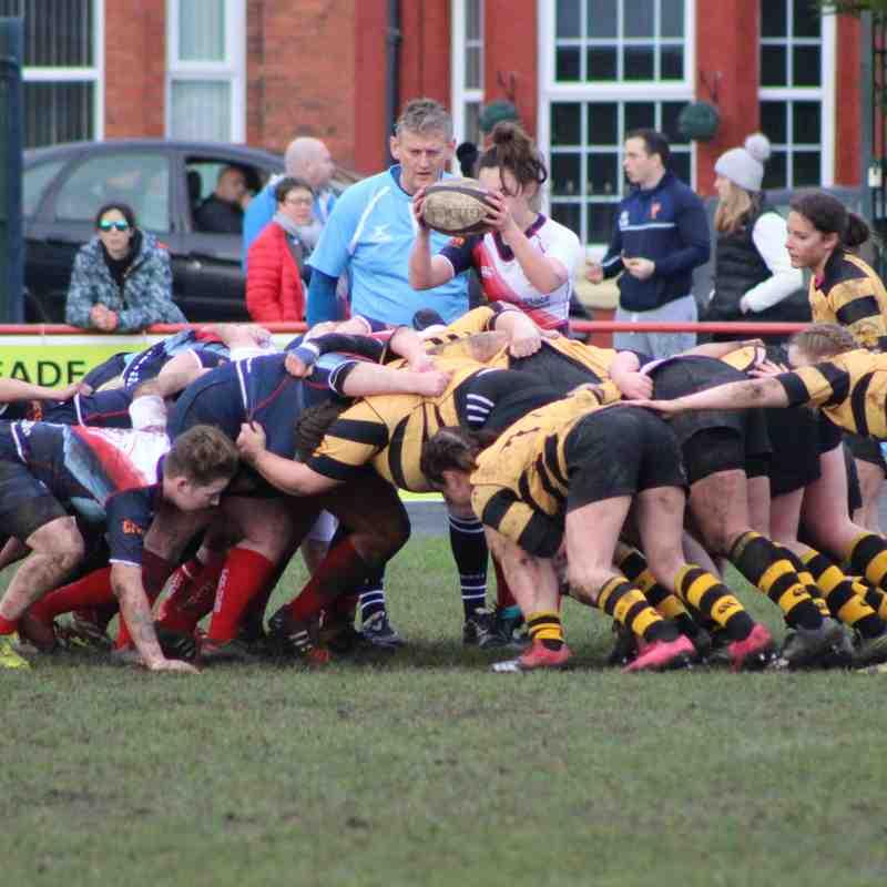 170108 Birkenhead Park Ladies v Kendal Wasps