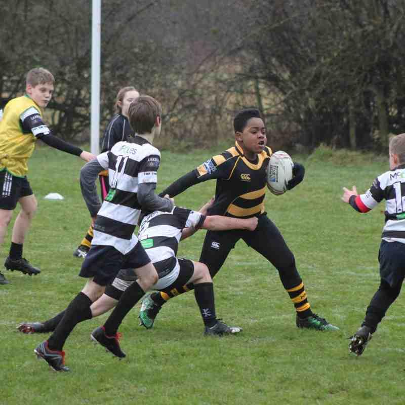 170108 Junior Teams v Upper Eden